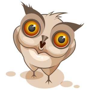 Owl Stickers messages sticker-5