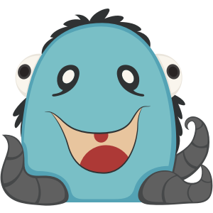 Monsters Stickers messages sticker-10