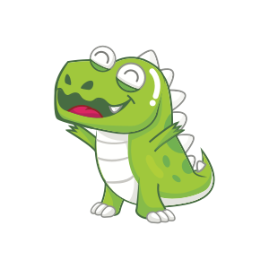 Dynosaur Stickers messages sticker-9
