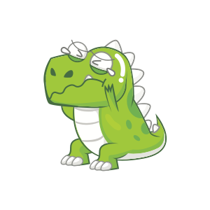 Dynosaur Stickers messages sticker-11