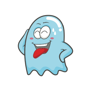 Cute Ghost messages sticker-6