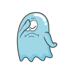 Cute Ghost messages sticker-7