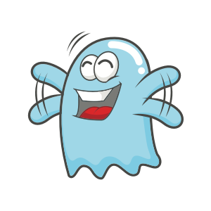 Cute Ghost messages sticker-9