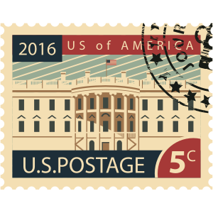 USA Stamps messages sticker-1