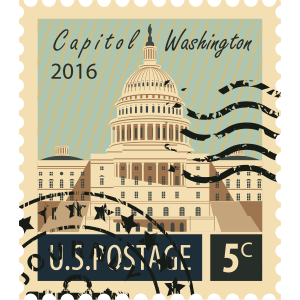 USA Stamps messages sticker-2
