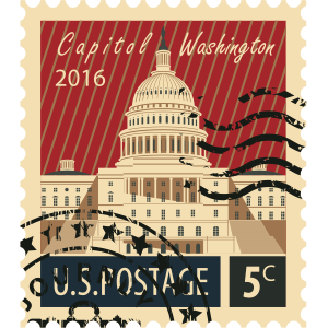 USA Stamps messages sticker-8