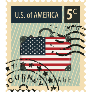 USA Stamps messages sticker-7