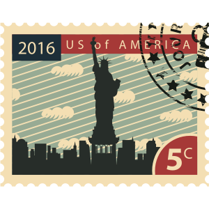 USA Stamps messages sticker-4