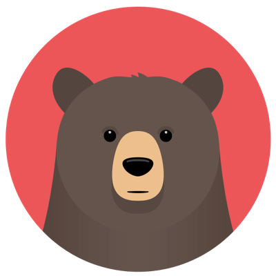 RememBear: Password Manager messages sticker-3