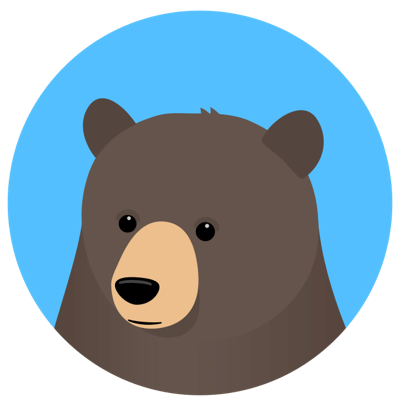RememBear: Password Manager messages sticker-1