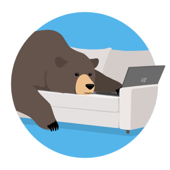 RememBear: Password Manager messages sticker-6