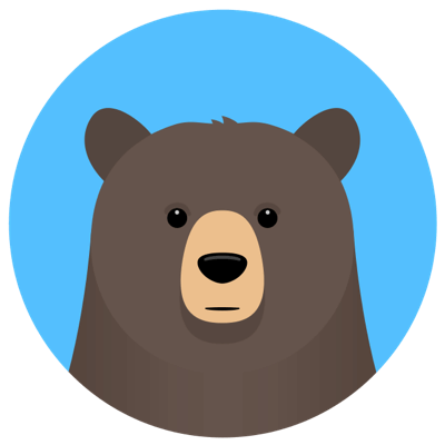 RememBear: Password Manager messages sticker-2
