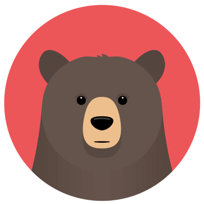 RememBear: Password Manager messages sticker-5