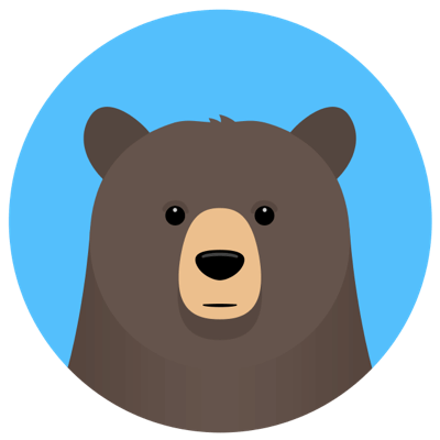 RememBear: Password Manager messages sticker-0