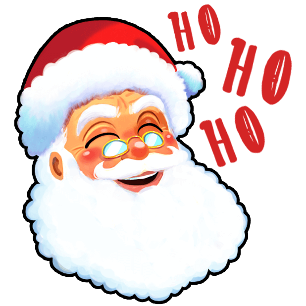 Delicious - Christmas Carol messages sticker-5