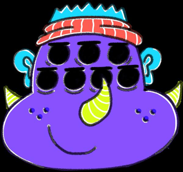 Monstermoji - Emoji Stickers messages sticker-2