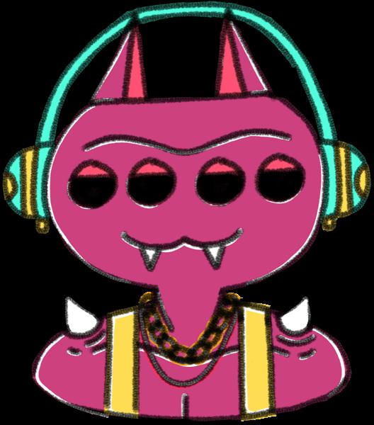 Monstermoji - Emoji Stickers messages sticker-11