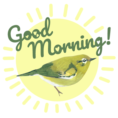 Dawn Chorus messages sticker-2