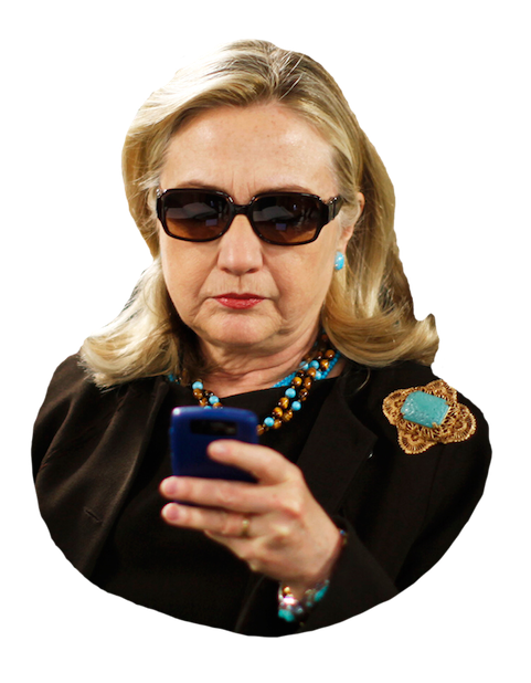 Hillary Sticker Pack messages sticker-0