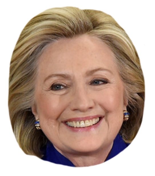 Hillary Sticker Pack messages sticker-4