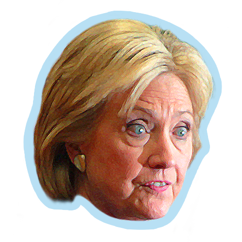 ElectionMoji - Hillary Clinton Emoji (HillaryMoji) messages sticker-6
