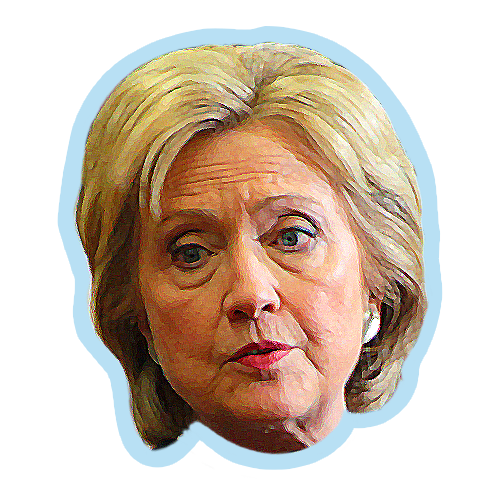 ElectionMoji - Hillary Clinton Emoji (HillaryMoji) messages sticker-5