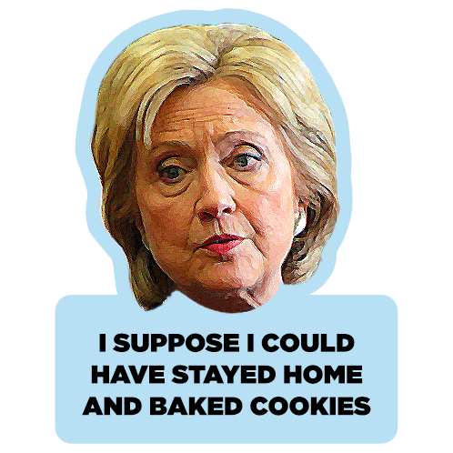 ElectionMoji - Hillary Clinton Emoji (HillaryMoji) messages sticker-11