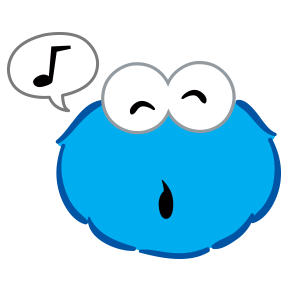 Cookie Monster Stickers messages sticker-9