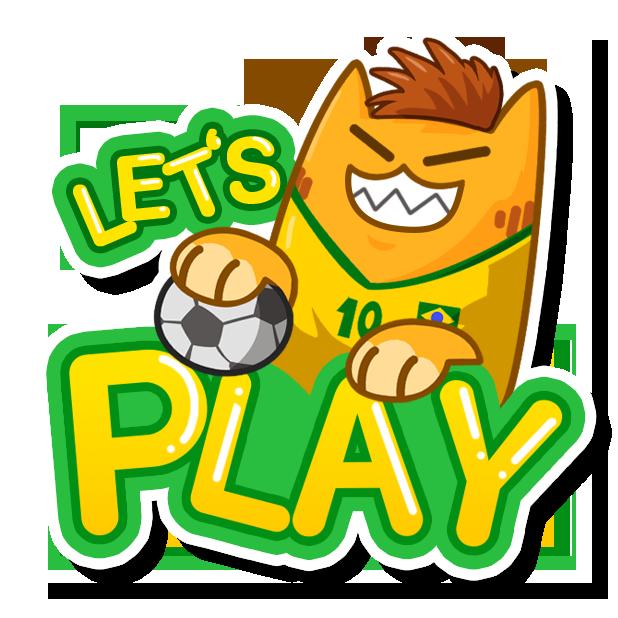 Splashy Cats Stickers messages sticker-11