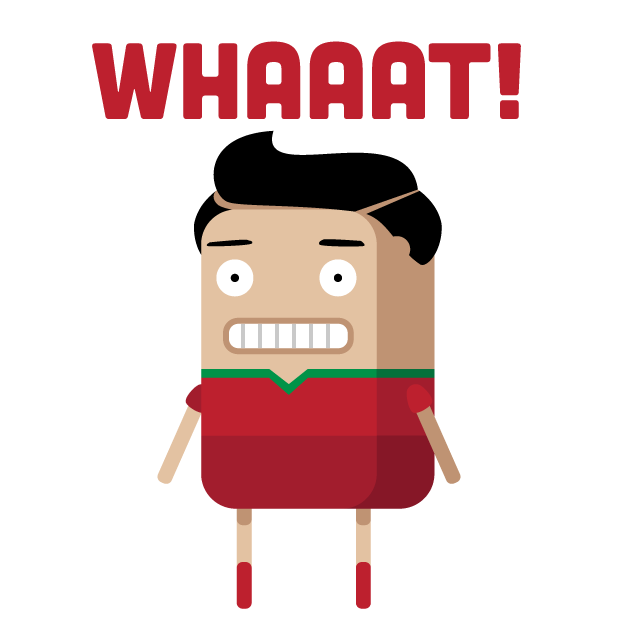 Brickmoji Stickers: Soccer Edition messages sticker-2