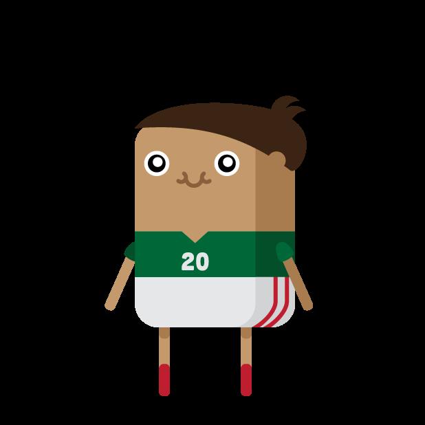 Brickmoji Stickers: Soccer Edition messages sticker-6