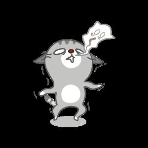 Cats Buddies Stickers messages sticker-4