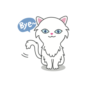 Cats Buddies Stickers messages sticker-10