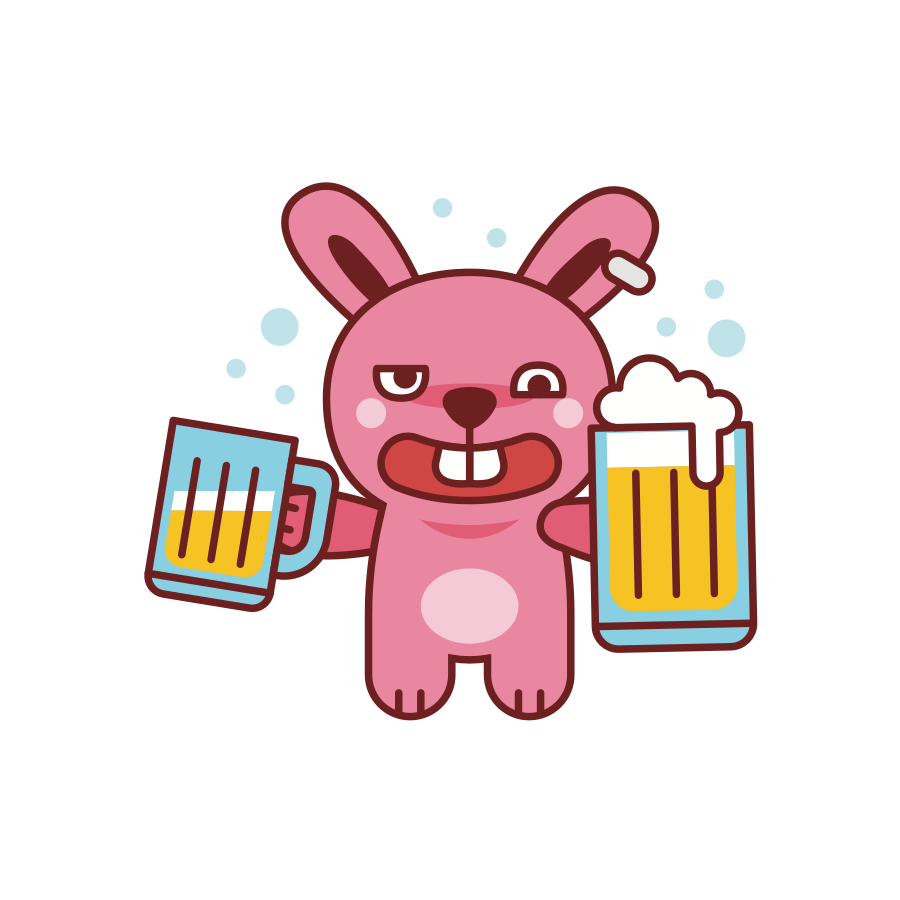 Brat Bunny messages sticker-5