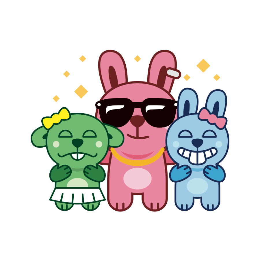 Brat Bunny messages sticker-7