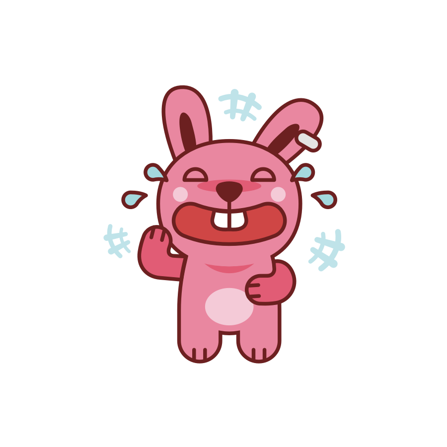 Brat Bunny messages sticker-2