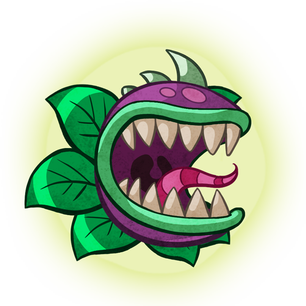Plants vs Zombies™ Stickers messages sticker-4