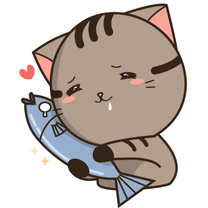 Drek The Cat - Animated Stickers messages sticker-3