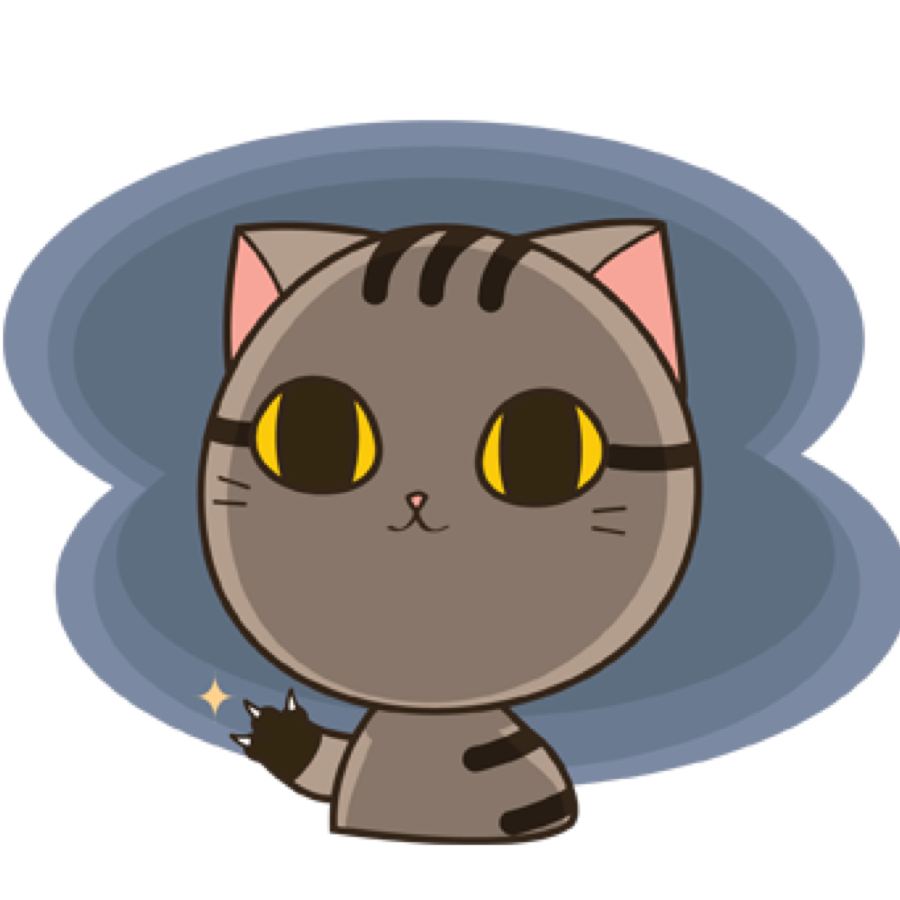 Drek The Cat - Animated Stickers messages sticker-2