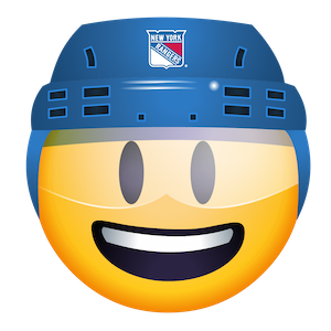 New York Rangers Stickers messages sticker-0