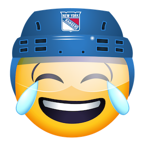 New York Rangers Stickers messages sticker-6
