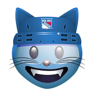 New York Rangers Stickers messages sticker-3