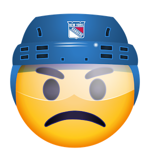 New York Rangers Stickers messages sticker-4