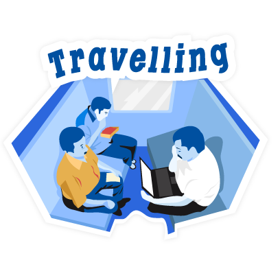 Trains: Book IRCTC & PNR Check messages sticker-7