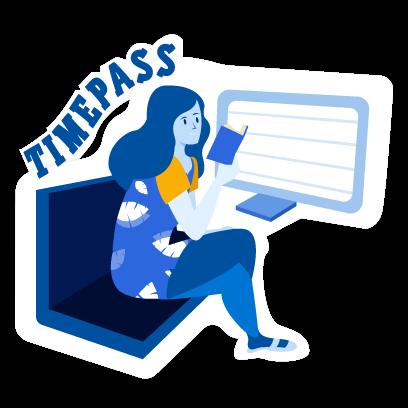 ixigo: IRCTC Rail, Bus Booking messages sticker-4