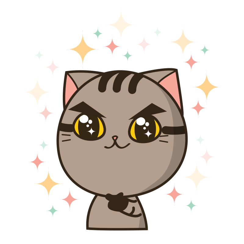 Drek The Cat 2 - Animated Stickers messages sticker-3
