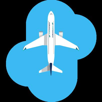 WestJet Stickers messages sticker-0