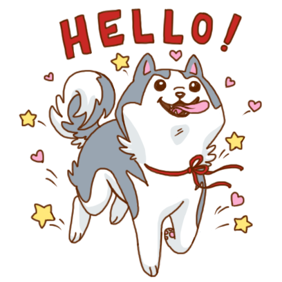 Puppo Pals messages sticker-7