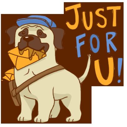 Puppo Pals messages sticker-5
