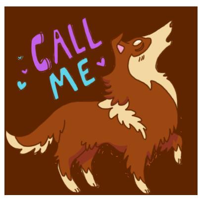 Puppo Pals messages sticker-1